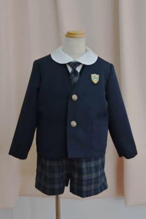 冬制服(男児)の画像