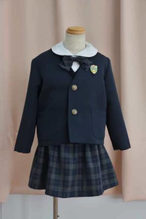 冬制服(女児)の画像
