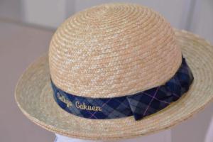 帽子(夏)の画像